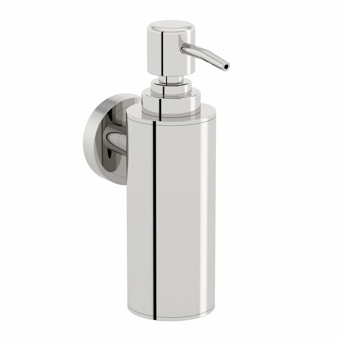 Wall Mounted Kitchen Soap Dispenser Options Wall Mounted Slim Stainless Steel Soap Pump