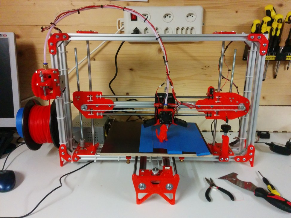 Printing a charmander