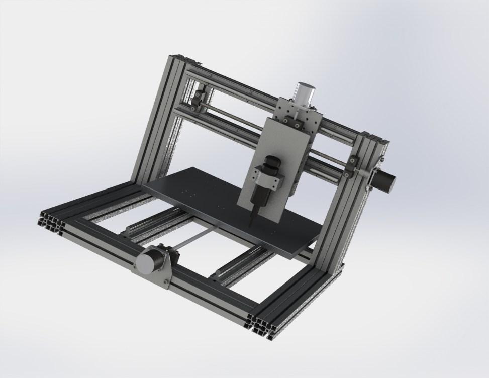 A new CNC