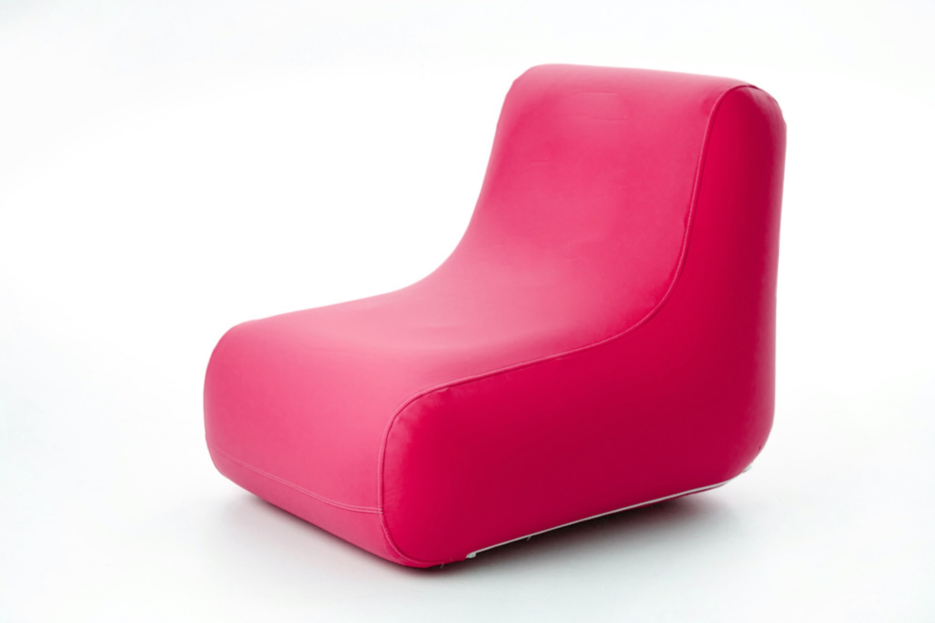 Fauteuil Chesterfield Fushia Fauteuil Gonflable Housse Textile Similicuir Fuchsia