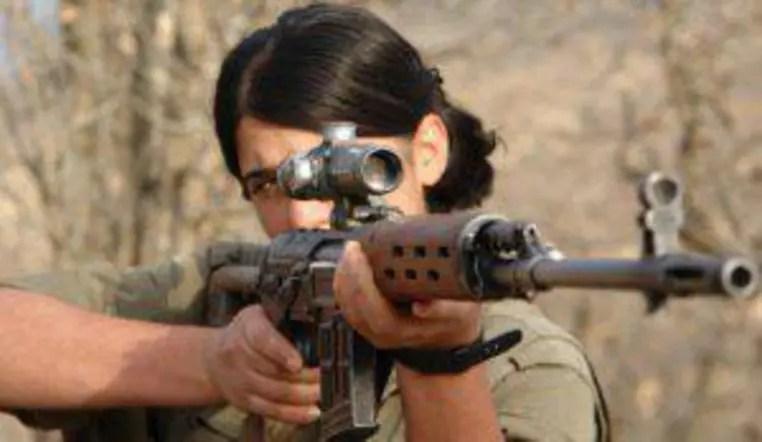 Israeli Army Girl Wallpaper Kurdish Women Warriors Battle In Syria Al Arabiya English