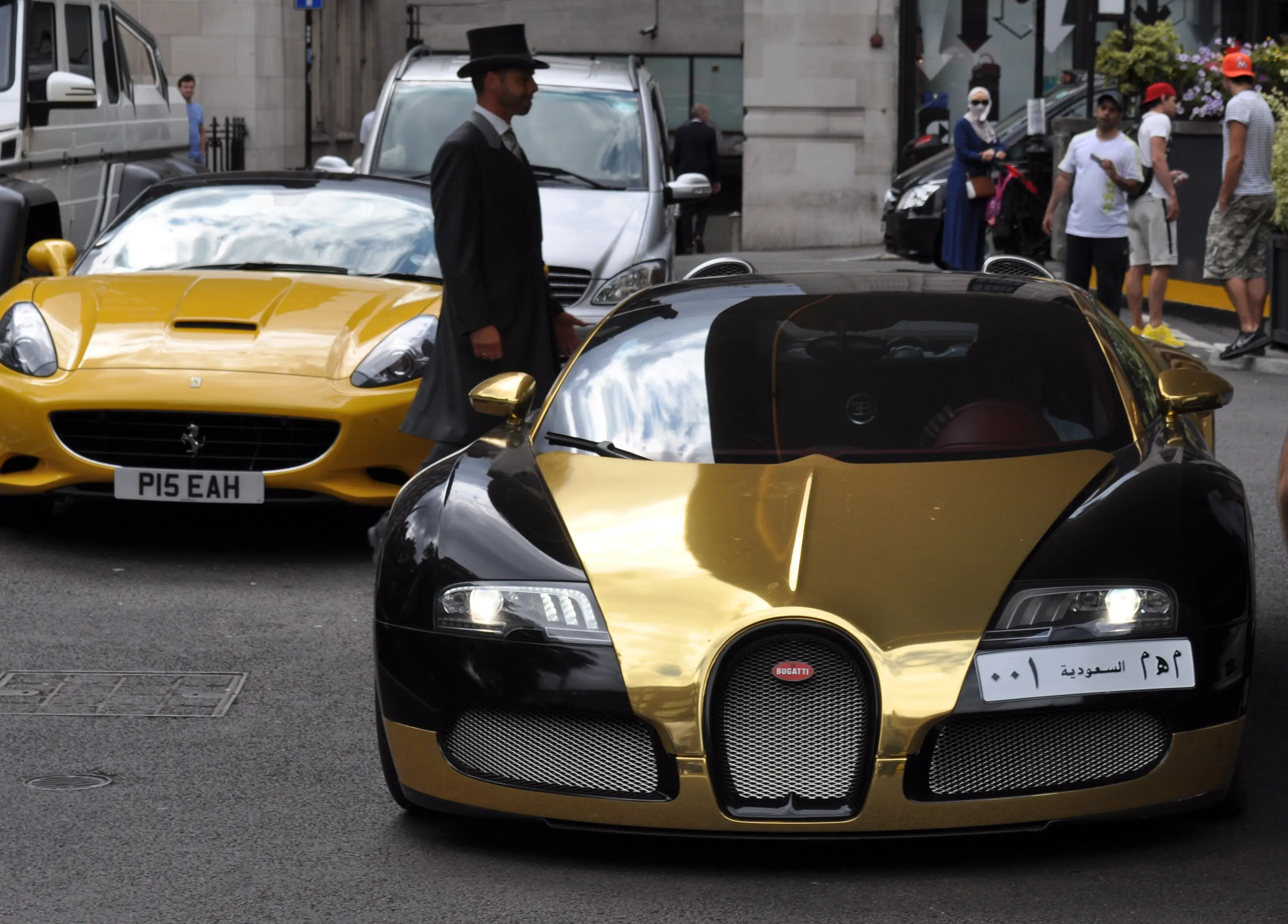 Bein Tv Grille Ramadan Rush Hour As Supercars Hit London Streets For Eid Al