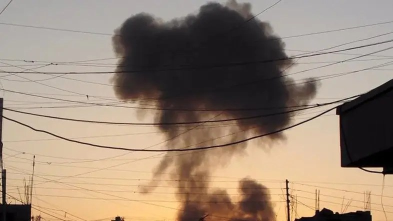 US, allies hit ISIS militants in Iraq with 15 air strikes - Al