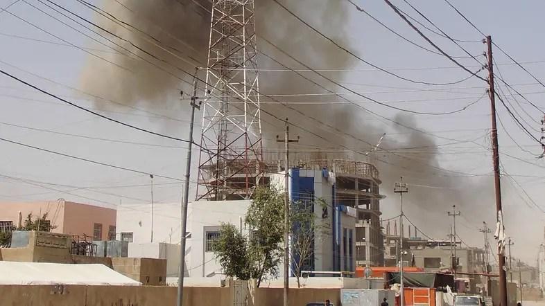Briton killed in Iraq mine-clearing accident - Al Arabiya English
