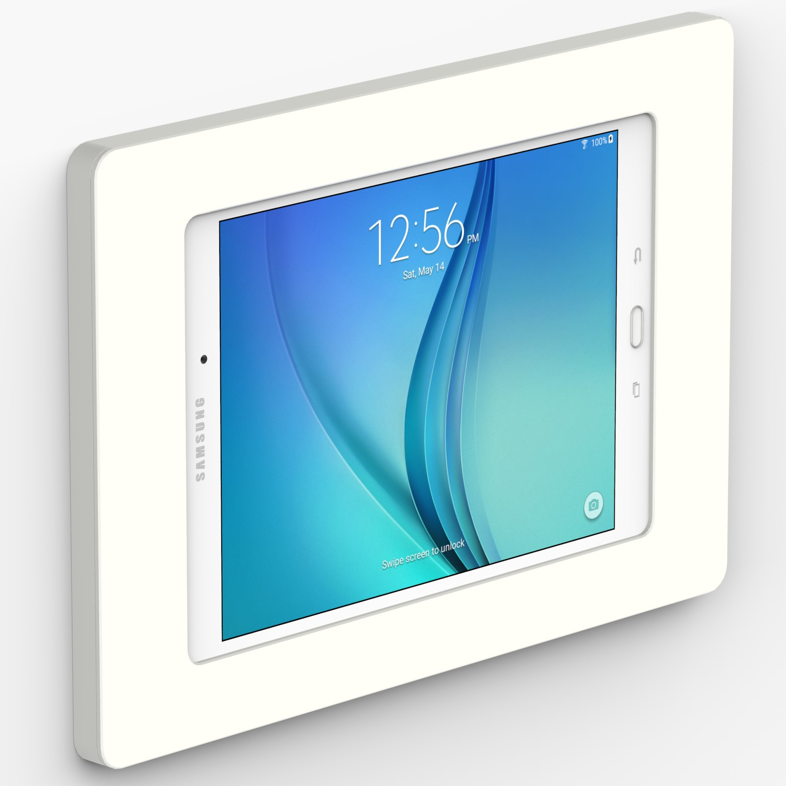 Galaxy Tab 9.7 Vidamount On Wall Tablet Mount Samsung Galaxy Tab A 9 7
