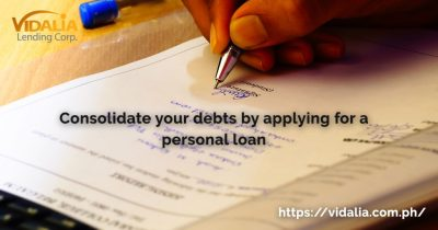 What are Personal Loans? How Can I Use It To Consolidate Debt