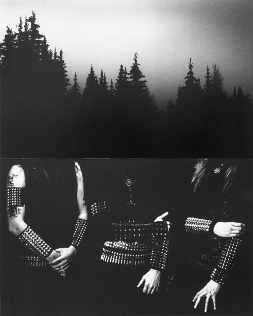 Medium Of Black Metal Art