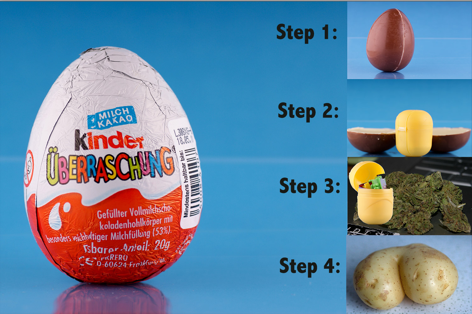 Kinder Egg Illegal People Can T Stop Shoving Kinder Surprises Up Their Butts To