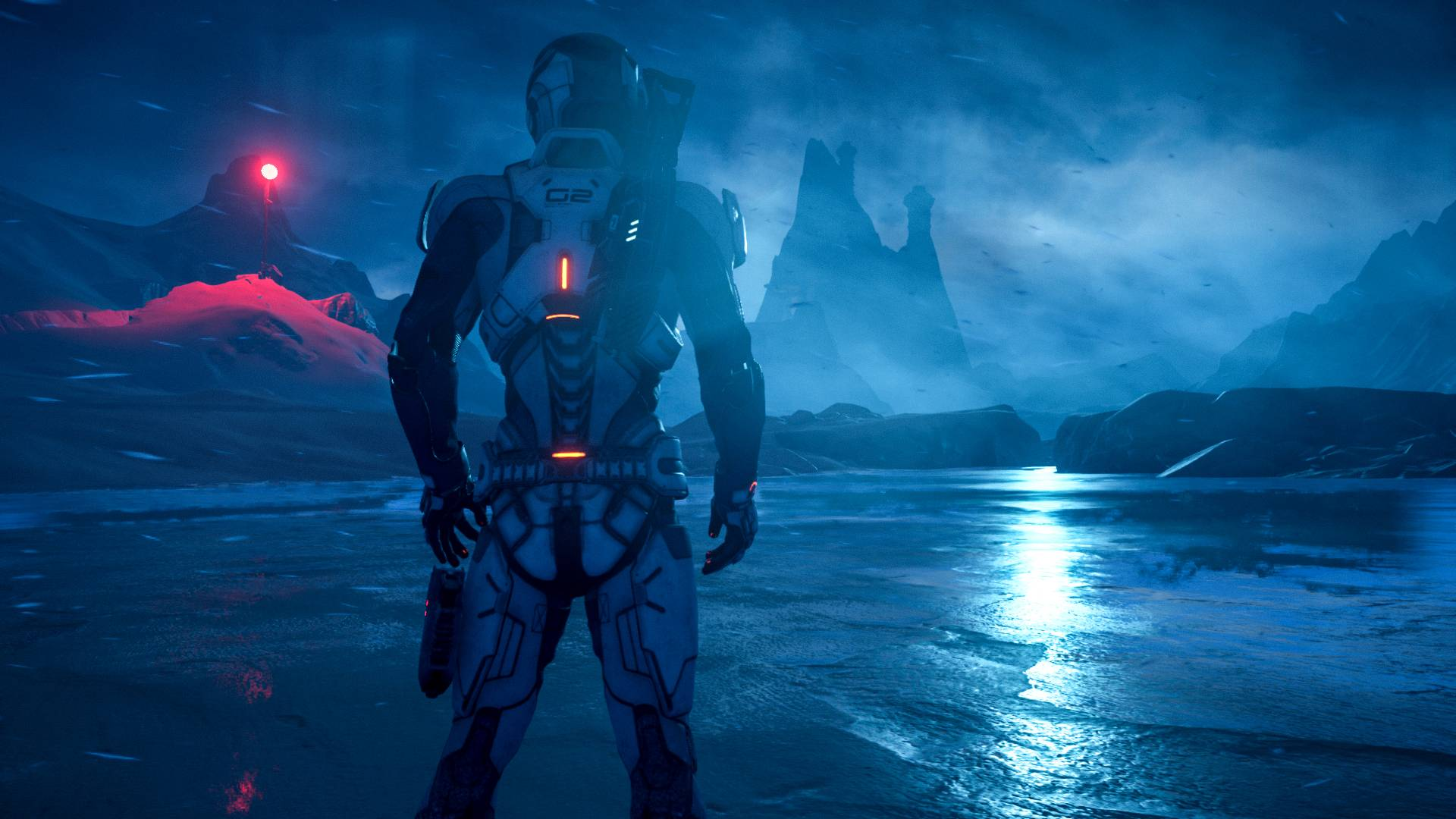 Mass Effectandromeda Everyone Seems Ready To Rip Mass Effect Andromeda To Shreds