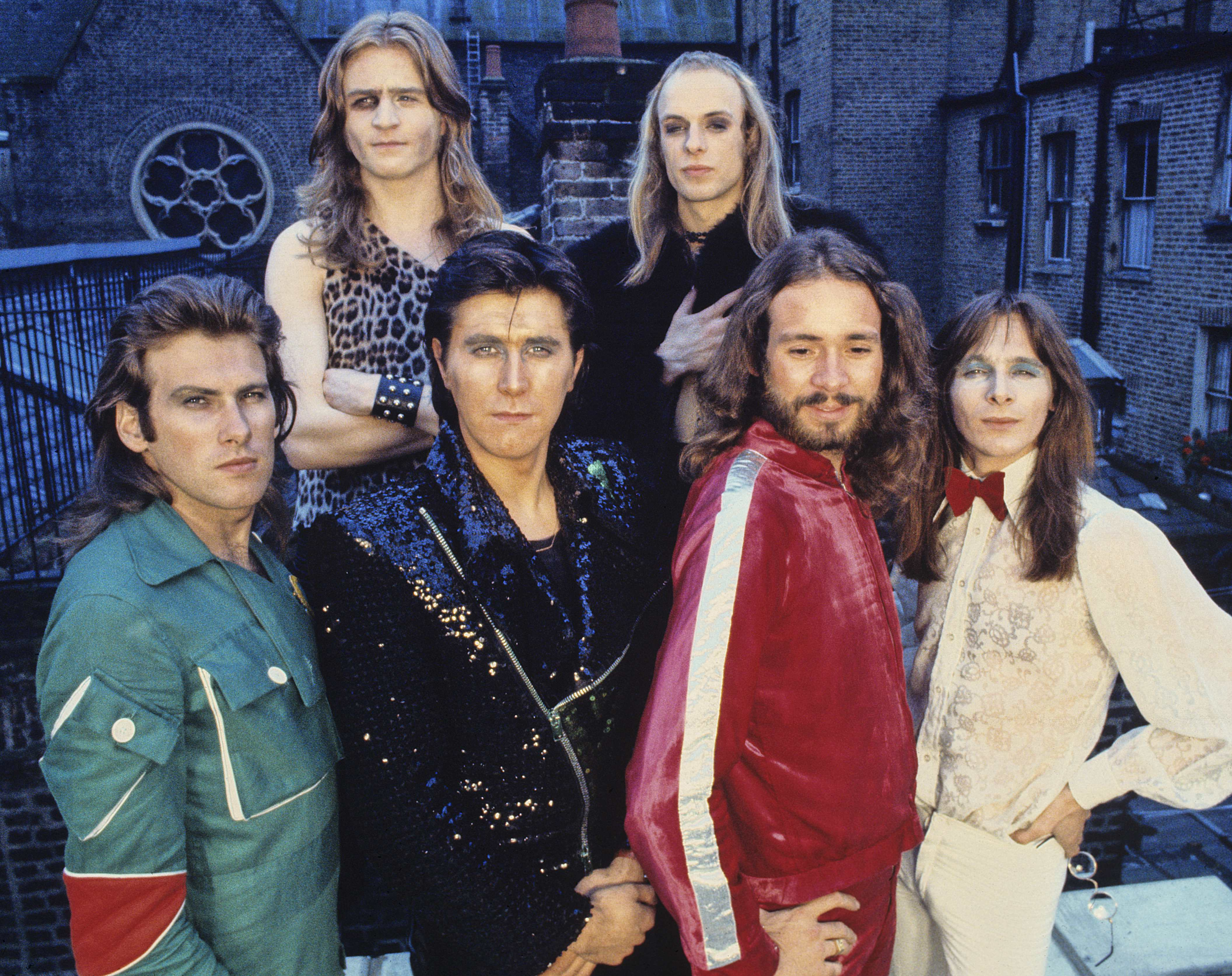 The Guide to Getting into Roxy Music - Noisey