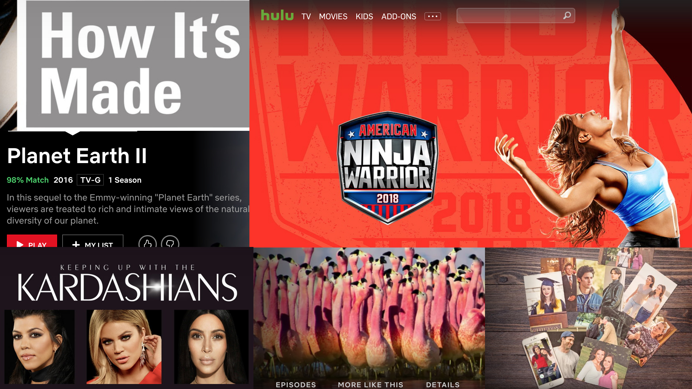 Hulu Shows The Best Netflix And Hulu Shows For When You Just Want Background