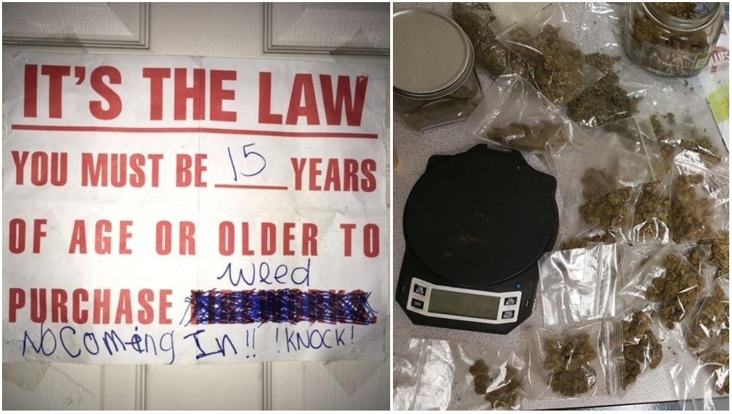 This Mom Allegedly Let Her 15 Year Old Run An Illegal Pot