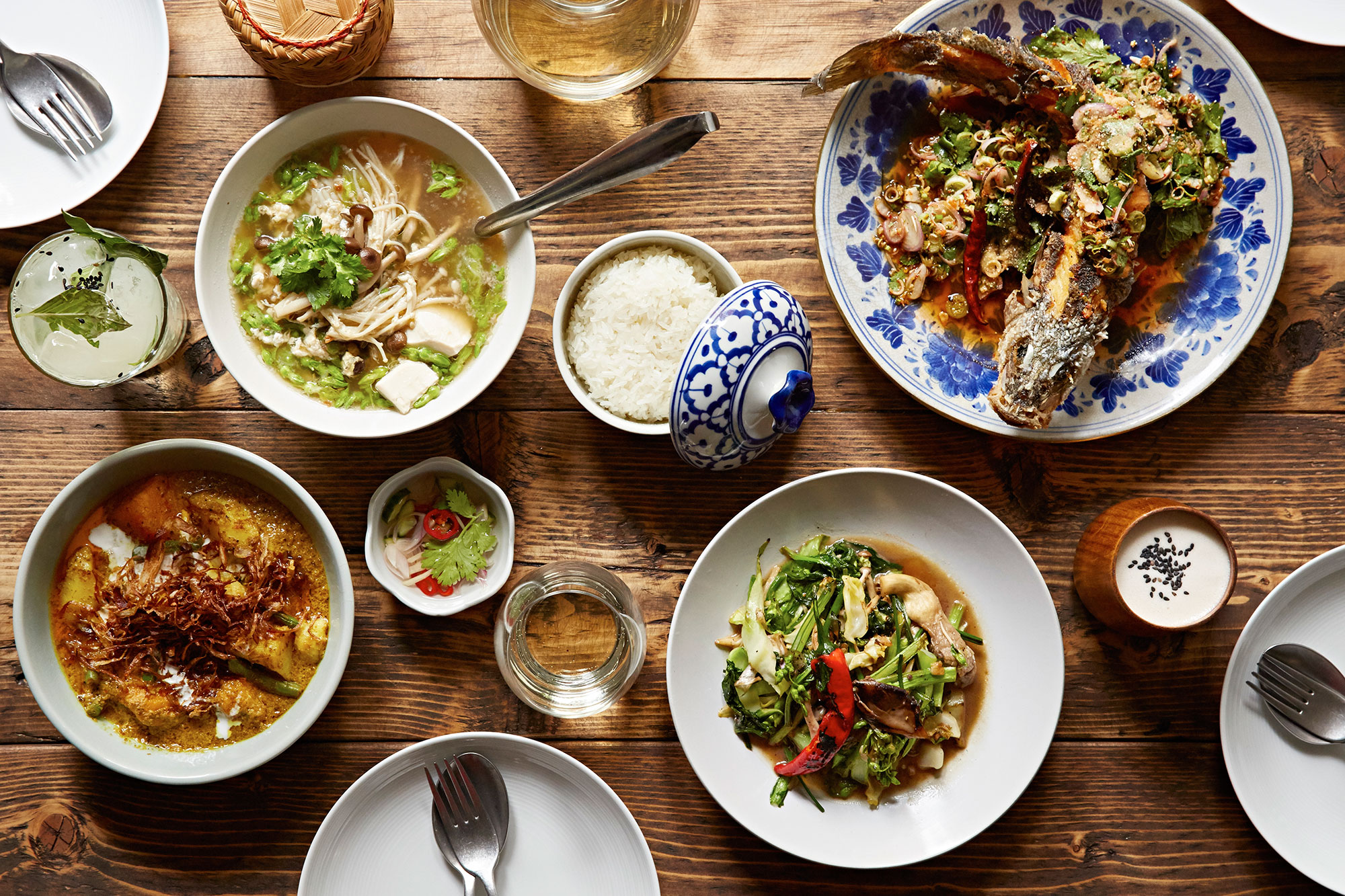 Cuisines Explained Thai Takeover Some Of The Best Thai Food In London Amuse