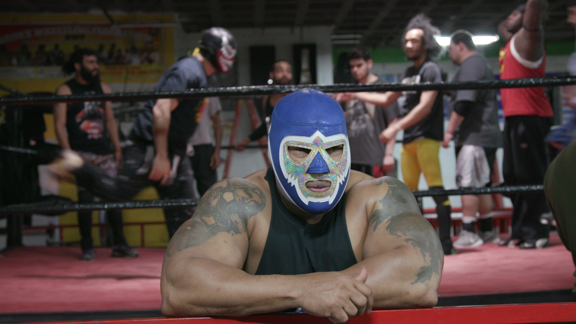 Vidios De Lucha Libre We Hop In The Ring With Lucha Libre Wrestlers