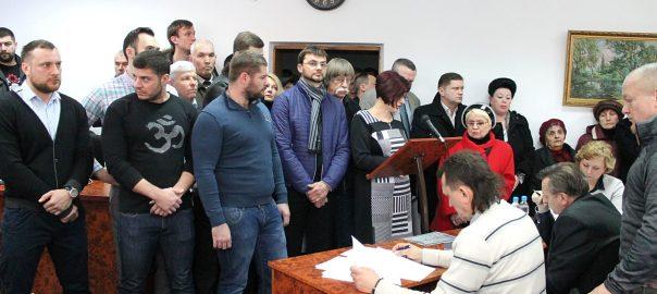 11-та сесія Броварської міської ради
