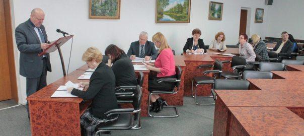 Засідання виконкому Броварської міської ради