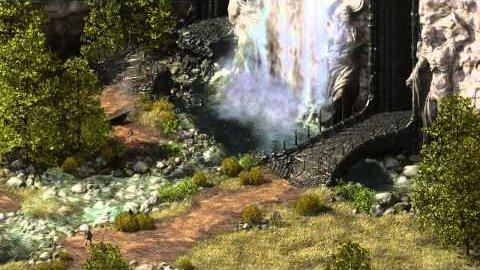 Wallpaper Stone 3d Project Eternity Animierte Landschaft In Der Engine