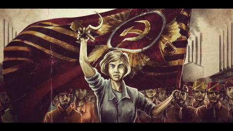 Uf Iphone Wallpaper Hearts Of Iron 4 Trailer Soviet Struggle Video Golem De