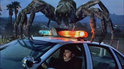 Tron Iphone Wallpaper Arac Attack Angriff Der Achtbeinigen Monster