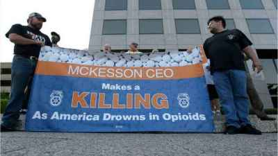 McKesson Corp Accused By Kentucky Of - One News Page [UK] VIDEO