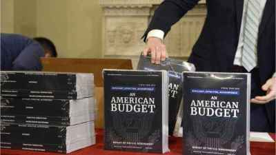 Trump Budget To End Student Loan Forgiveness? - One News Page VIDEO