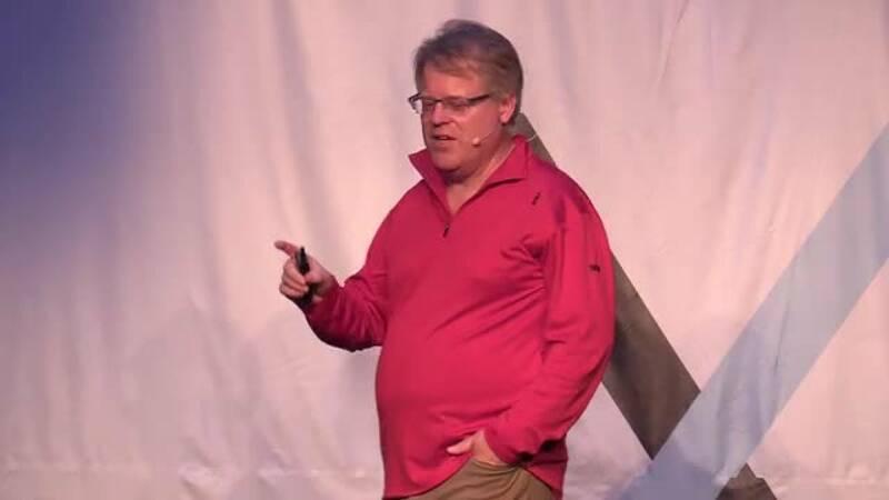 Robert Scoble - Futurist UploadVR at CopenX, September 2016 - Videos