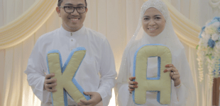 Azrul &amp; Khairani : The Solemnization (SDE)