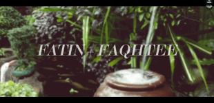 Fatin + Faqhtee | Solemnization