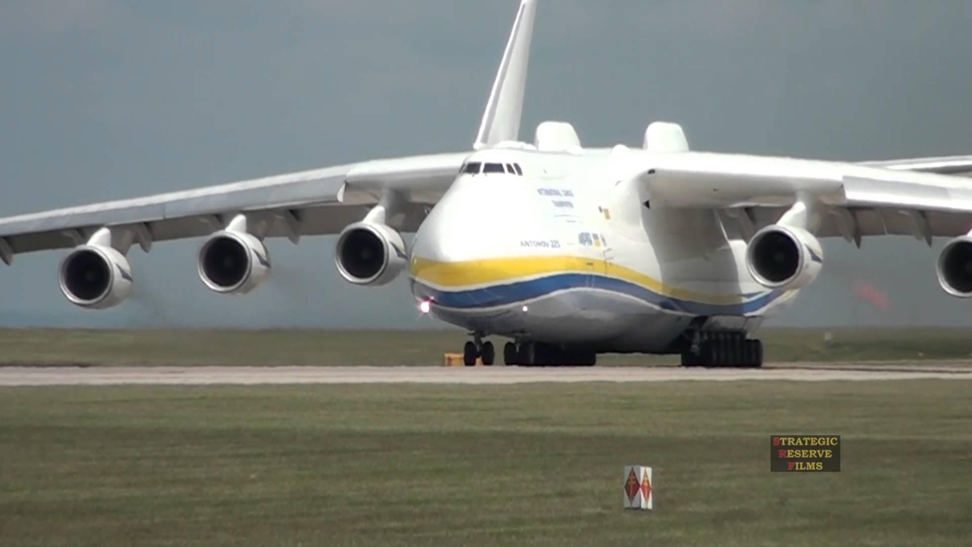 Airplane Full Hd Wallpaper Le Plus Gros Avion Du Monde Est Russe