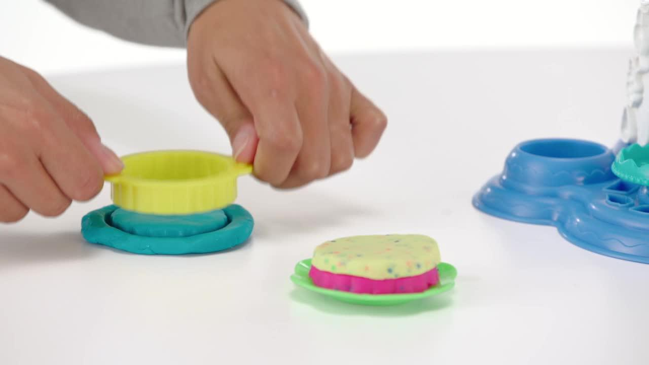 Play Doh Küchenparty Play Doh Kuchen Party Produktdemo Video Play Doh Videos