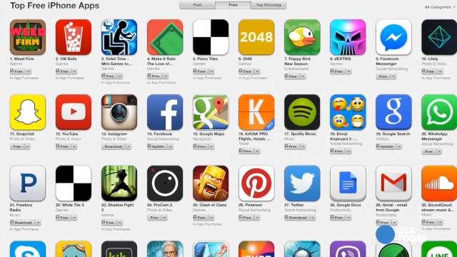 Talking Tech \u0027Weed Firm\u0027 tops iTunes App Chart