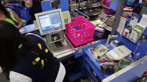 Walmart raises rule out overtime