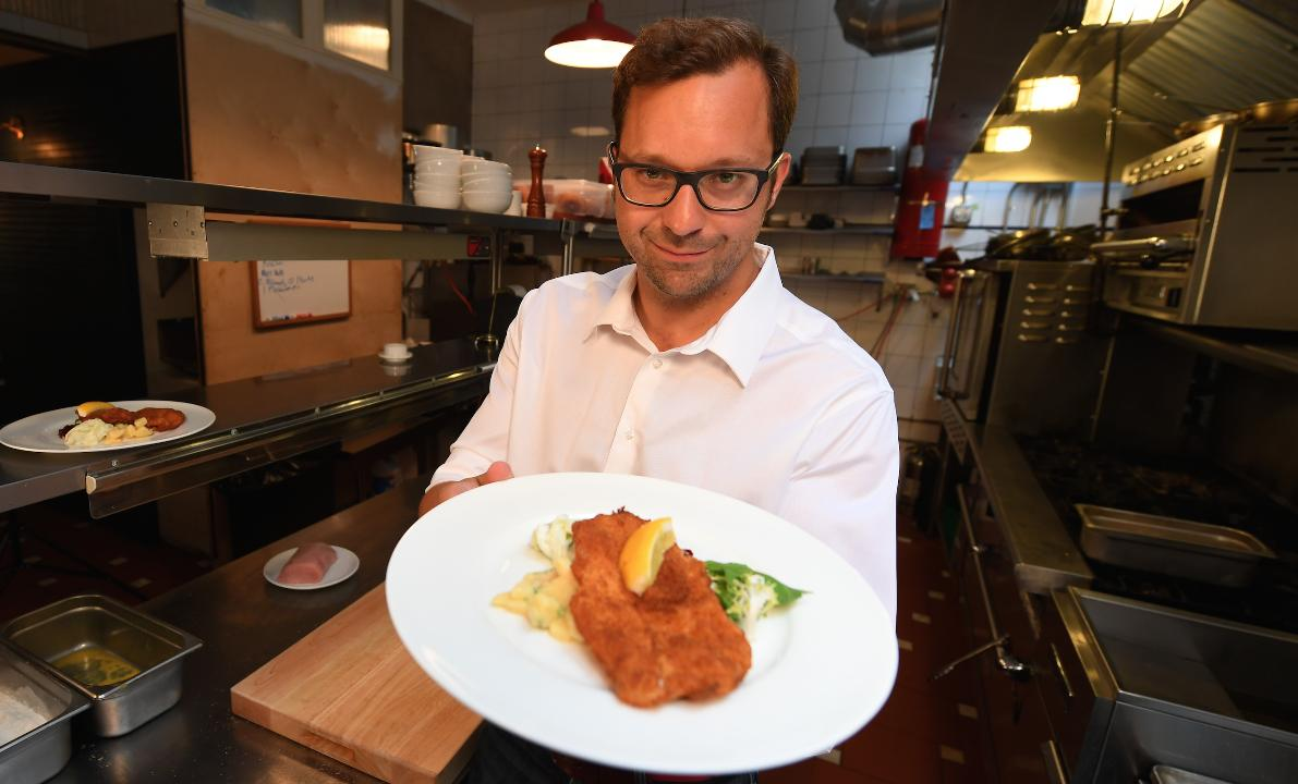 Schnitzel Restaurant Chef Eduard Frauneder Shares An Austrian Recipe