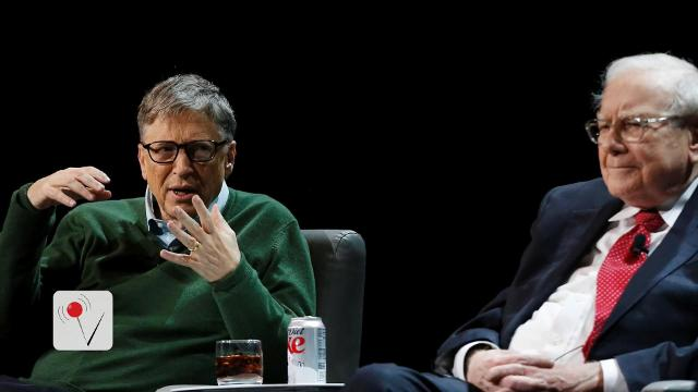 Bill Gates\u0027 warning about climate change and Donald Trump