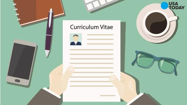 Job search What is the difference between a resume and a curriculum