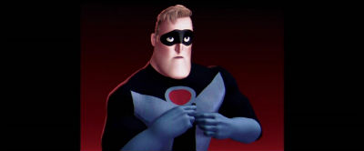 The Incredibles Aspect Ratio Change