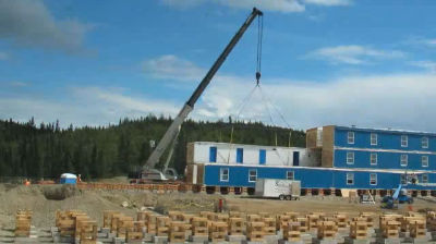 Workforce Housing Time Lapse