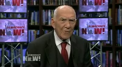 Democracy Now Stephane Hessel