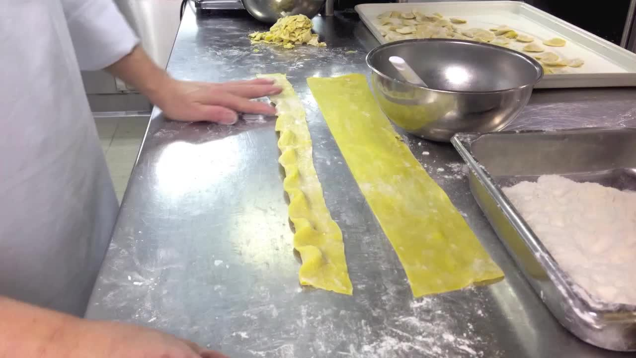 Tuna Pasta Lapse