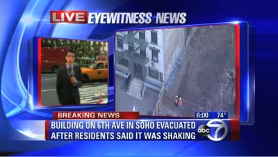 188 Sixth Avenue Evacuation News