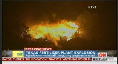 Explosion at West, Texas