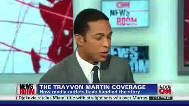 Evaluating Trayvon Martin media coverage