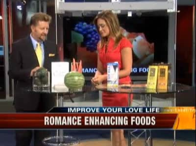 Dr. Brian Clement on Fox 25 Morning News