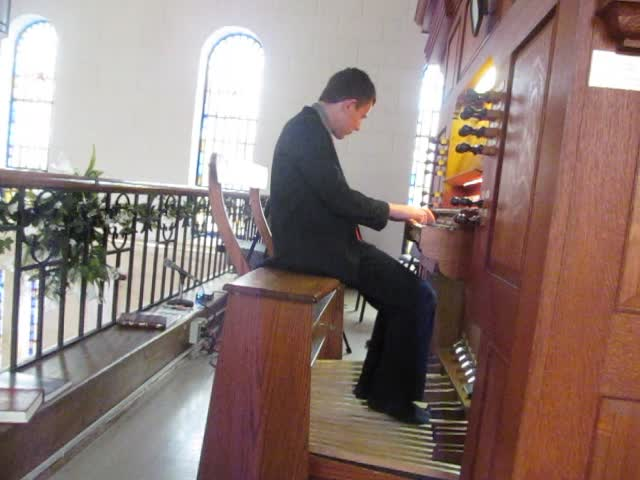 Will – Chapel Organ Wisconsin Lutheran College