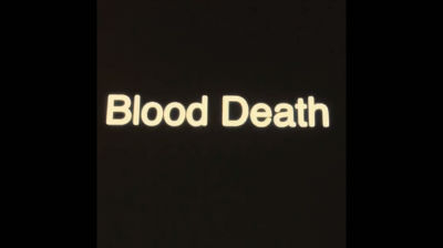 Blood Death
