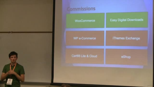 Patrick Rauland: Evaluating E-Commerce Solutions