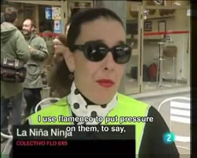 La Nina Ninja