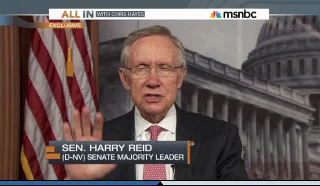 HARRY REID – HE'S GOT WHAT IT TAKES!