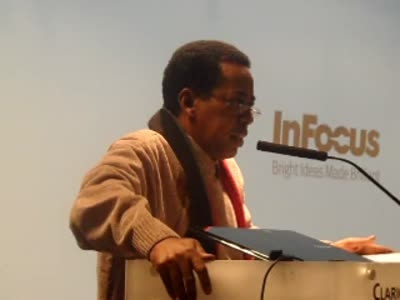 www.africanpress.me – Fatwa against FGM signatory Professor Yahya Amir from Somalia addressing the conference in Oslo on 19.11.2011