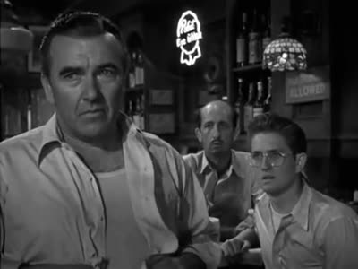 The Big Night (1951) Film-Noir part 16 (Low)